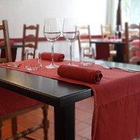 Une table accueillante