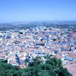 View from the Castellos