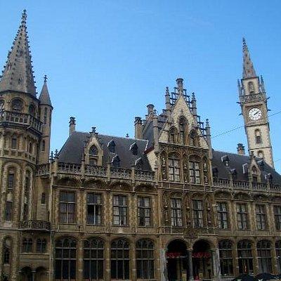 Post Plaza, Gent