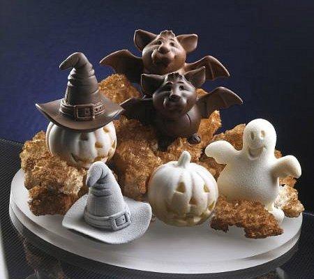 Un cioccolatoso Halloween ti aspetta da Chocolat Passion