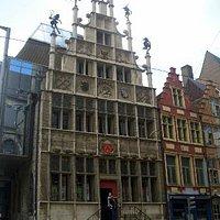 Masons' Guild Hall, Gent