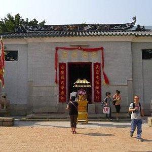 Tin Hau Temple in Stanley (2)