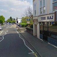 The Raj Tandoori, 30 Ware Road, Hertford, England,