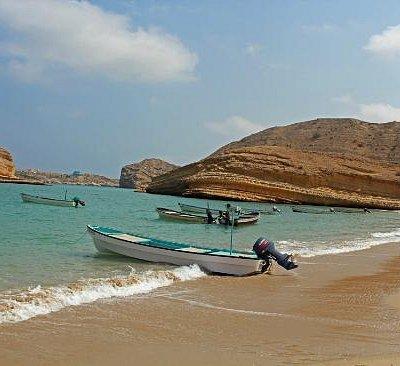 Qantab Beach - October 2012