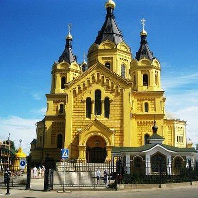 Saint Alexandr Nevsky Cathedral