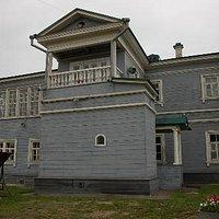 Volkonsky museum from outside