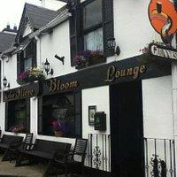 A real Irish pub!!!