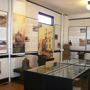 The Cherokee Co. History Museum