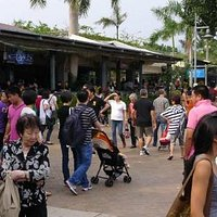 Sai Kung Promenade - a nice place to walk