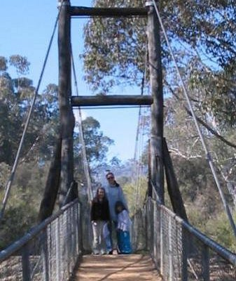 Swing Bridge Avon Rive York