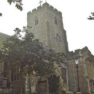 St Eanswythe's Church