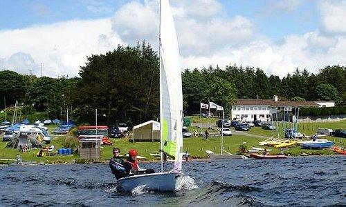 Sailing at Siblyback