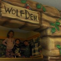 The Wolf Den room!!