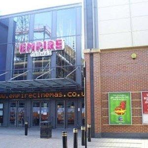 Empire Cinema Enterance