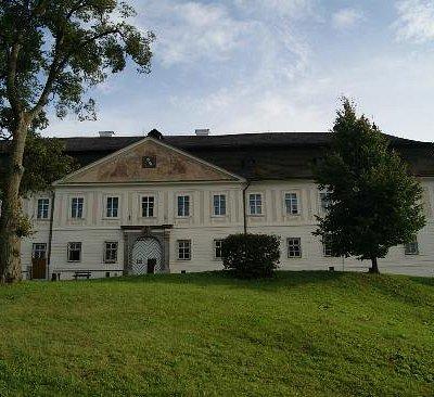Svätý Anton (château)