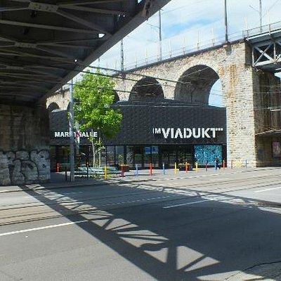 Viadukt Markthalle