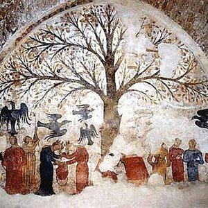 Albero della Fecondita' Palazzo dell'Abbondanza