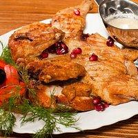 Chicken Tabaka - 300 rub/7,5 eur