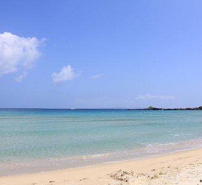 石田町にある大浜海水浴場です。遠浅の海なのでお子様連れでも楽しめます\(^o^)/とっても綺麗ですよ♪