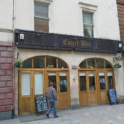 The Court Bar, Glasgow