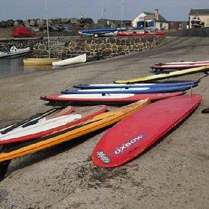 Portballintrae Harbour - Northern Ireland
