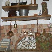vecchia cucina