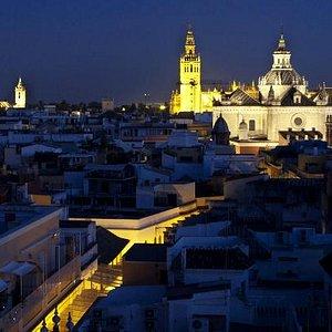Night in Sevilla