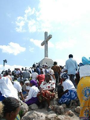Stations of the Cross on Good Friday - 5am English, 8am Chichewa