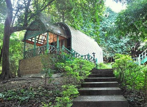 Our wooden igloo cottage_pprc79
