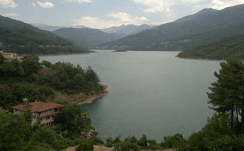 New Dimdam lake