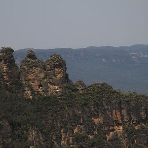 Blue mountains - Three sister