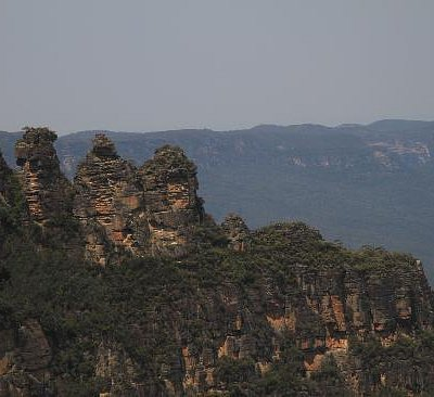 Blue mountains - Three sister