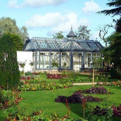 Victorian Conservatory Castle Park