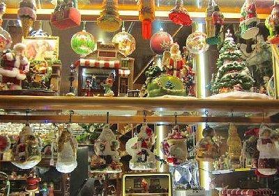 Una nostra vetrina di Natale