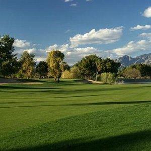16th fairway, Dell Urich Golf Course