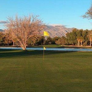 8th hole, El Rio Golf Course