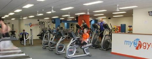 New Star Trac and Life Fitness equipment
