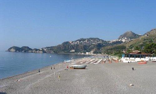 Spiaggia d Mazzeo
