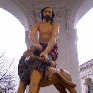 Monument of Samson