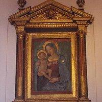 santa maria maggiore spello - cappella ss. sacramento