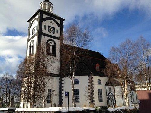 Bergstadens ziir, eller Røros kirke