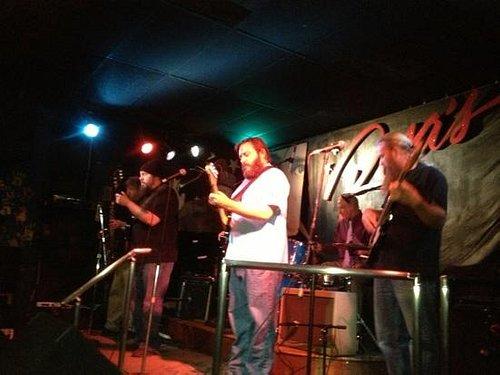Kilborn Alley Blues Band at Rosa's