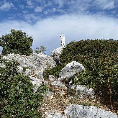 Uitzicht Parque Natural Sierra de las Nieves