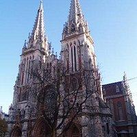 St. Nicolas Cathedral.Main Facade