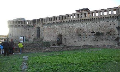 Rocca Sforzesca, Imola