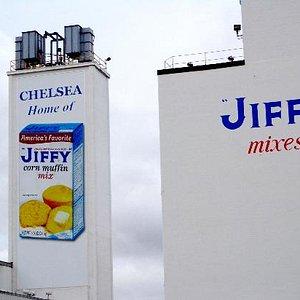 Jiffy Plant - Chelsea, MI