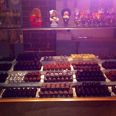 Champaign truffles are worth to try!