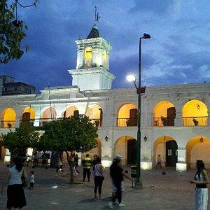 Cabildo de la Plaza 9 de Julio