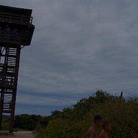 O Mirante é mais um dos 5 atrativos turísticos da orla da praia Costazul.