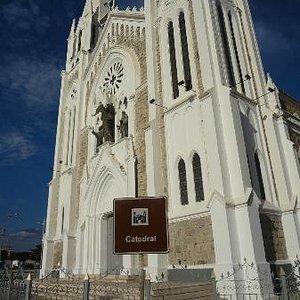 Frente da Catedral